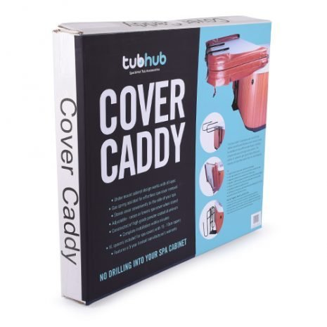 Hot Tub Cover Lifter Cover Caddy