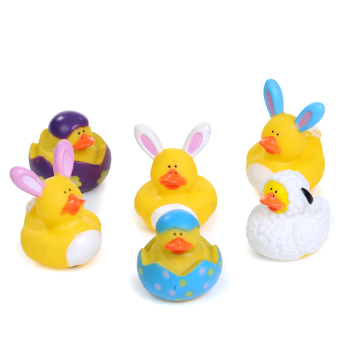 Easter Ducks - Pack of 24