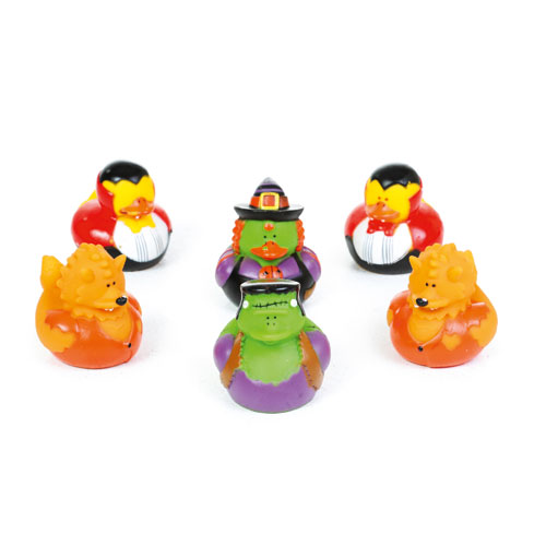 Halloween Ducks - Pack of 24