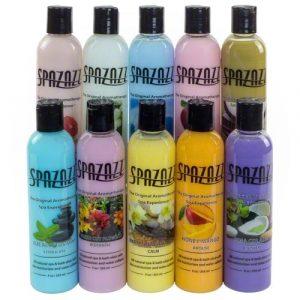 Spazazz 'Original' Range Spa and Bath Elixirs 9oz