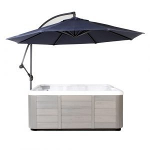 Spa Side Umbrella - Navy