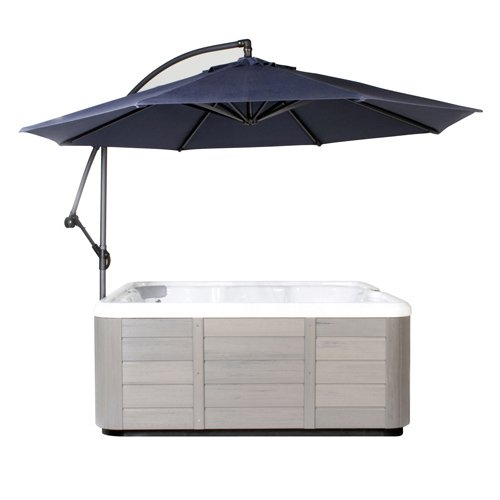 Spa Side Umbrella - Navy