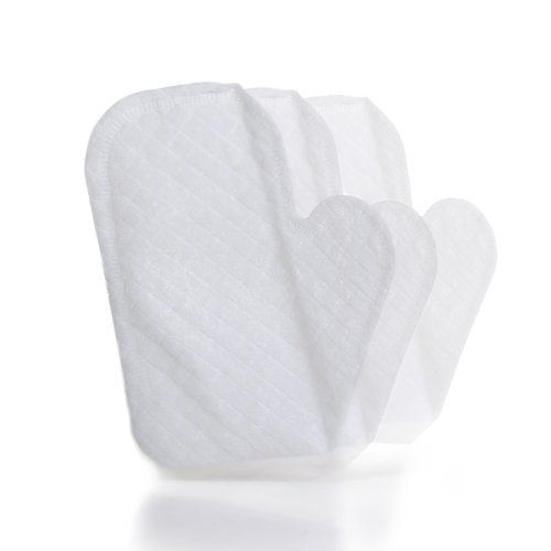 Disposable Spa Cleaning Mitts - pack of 3
