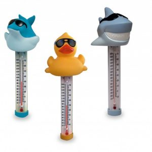 Soft Spa Floating Thermometers