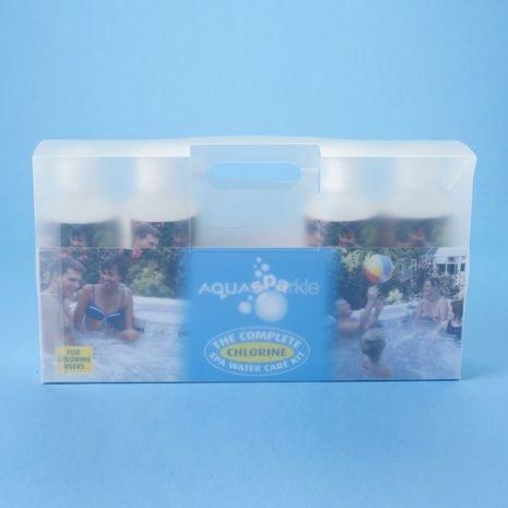 Complete Spa Starter Kit - Chlorine