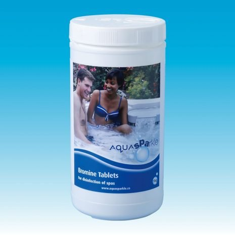 AquaSPArkle Hot Tub Bromine Tablets