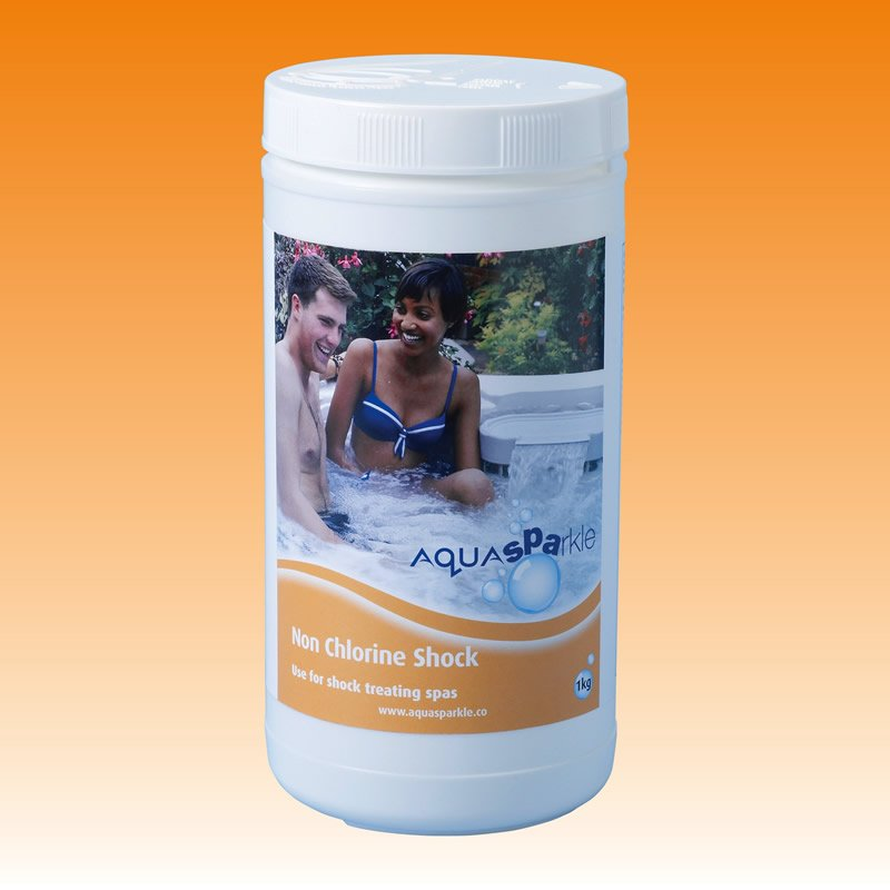 AquaSPArkle Spa Non Chlorine Shock