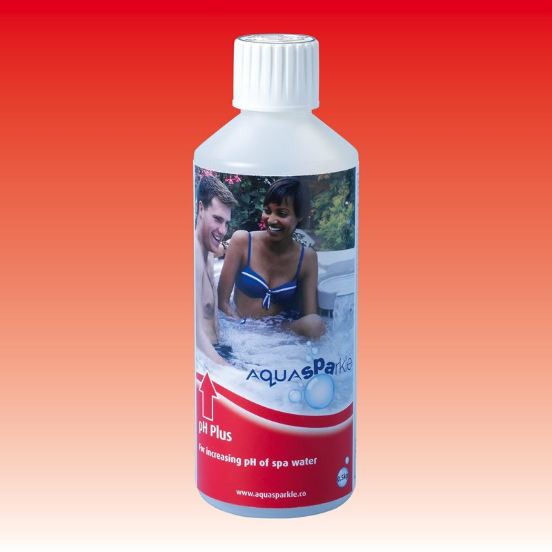AquaSPArkle Spa pH Plus