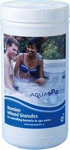 AquaSPArkle Spa Hot Tub Bromine Granules