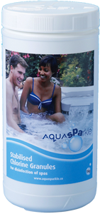 AquaSPArkle Spa Hot Tub Chlorine Granules