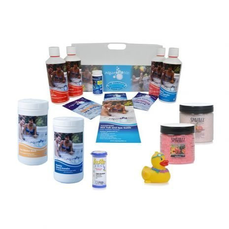 Silver Hot Tub & Spa Bromine Starter kit