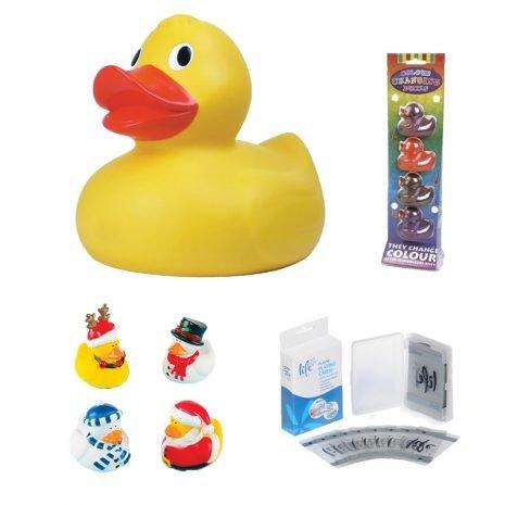 Giant Duck Gift Set